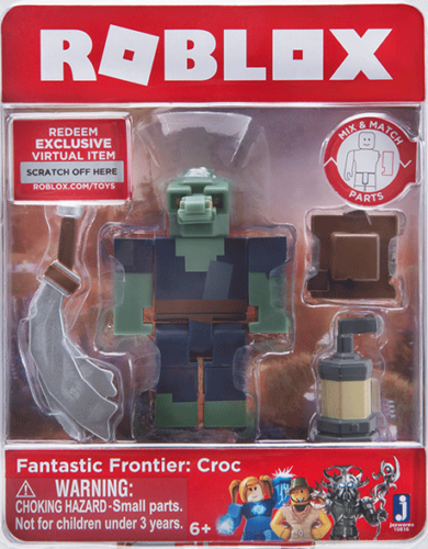 Roblox Toys Code Roblox Toys Action Figures Fantastic Frontier Croc With Virtual Game Code Buy Products Online With Ubuy Thailand In Affordable Prices 323694942296