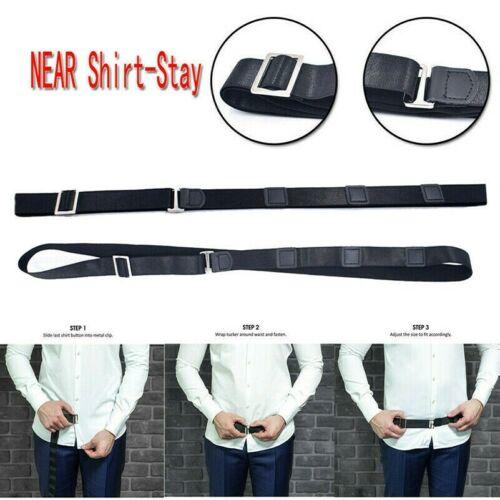 Near Shirt-Stay Best Shirt Stays Black Tuck It Belt Shirt Tucked Mens Shirt Stay