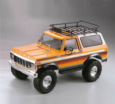 56 LED 138mm Aluminum Light Bar 56 LED Vanguard Fits: 1:10 1:8 Scale RC Slash SCT Traxxas XMaxx TRX-4 Axial SCX10 RC4WD Rock Crawler