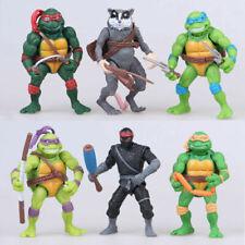 T1c 1988-1997 60 x Teenage Mutant Ninja Turtles - Action Figure Stands TMNT