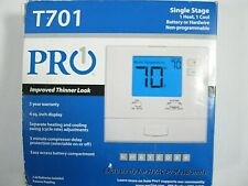 PRO1 IAQ T621-2 Single-Stage 2 Hot//1 Cold Non-Programmable Thermostat