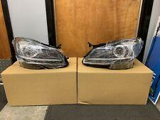 DEPO 1990-1997 Mazda MX5 Miata Clear Bumper Signal Lights.