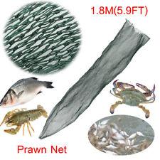 Practical Fishing Foldable Mesh Baits Trap Umbrella Cast Dip Net Crab ShrimphcSL