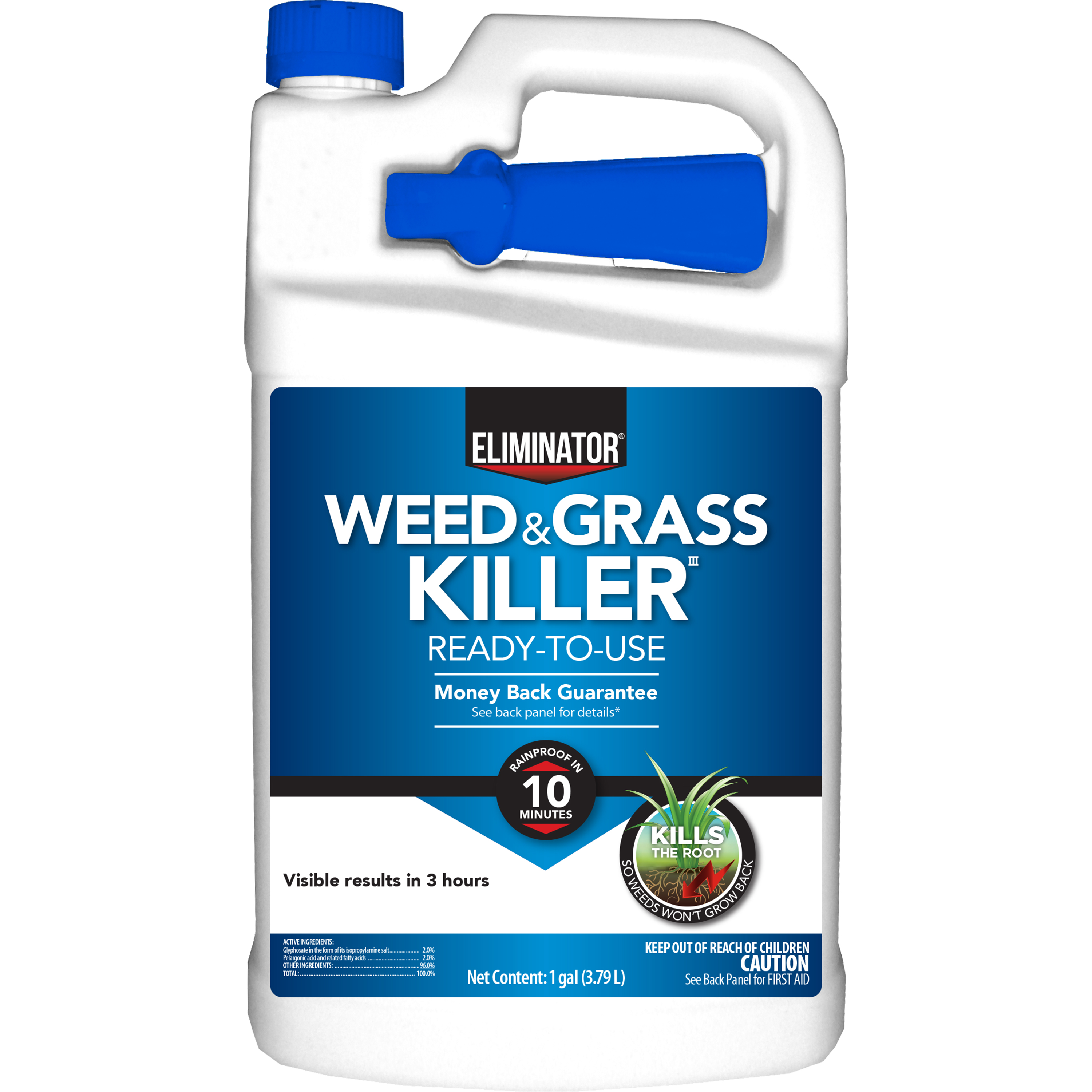 Eliminator Weed Grass Killer Iii Ready To Use 1 Gallon Buy Products Online With Ubuy Thailand In Affordable Prices 316196077