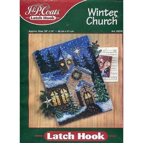 Dritz 26615 Latch Hook Tip Knit Picker 3-Inch 2 Pack