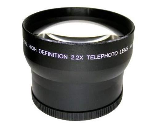 + Nwv Direct Microfiber Cleaning Cloth. 58mm Panasonic Lumix DMC-GX7 Pro Digital Lens Hood Flower Design