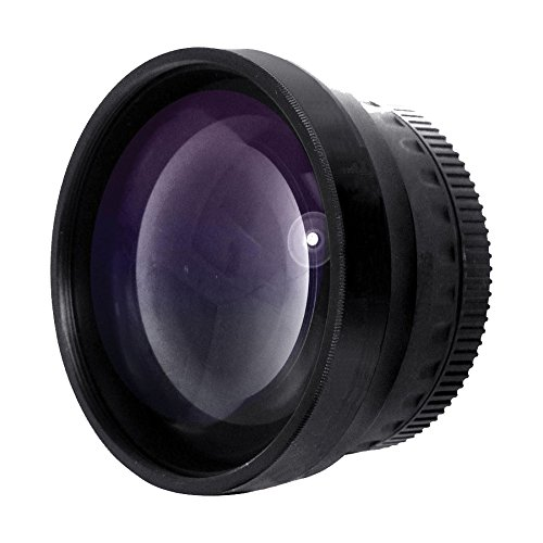 Includes Lens Adapter 0.21x High Definition Fish-Eye Lens for Canon PowerShot SX710 HS