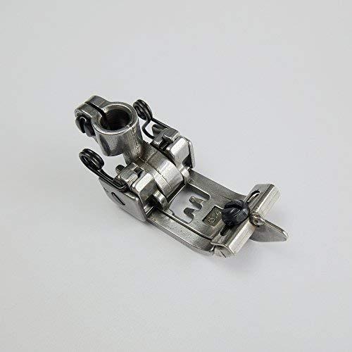 Non-Stick Teflon Presser Foot For Industrial Coverstitch Machine 5.6MM Gauge