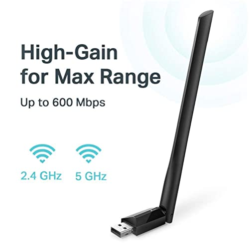 DORISO 2.4GHz//300Mbps+5GHz//867Mbps 802.11AC Wireless Adapter for Windows 10//8.1//8//7//XP//Vista MAC OS USB3.0 Wireless Network Adapter with 5dBi Antenna USB WiFi Adapter 1200Mbps