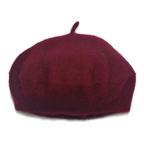 JOYHY Unisex Babys Toddlers Wool French Beret Hat