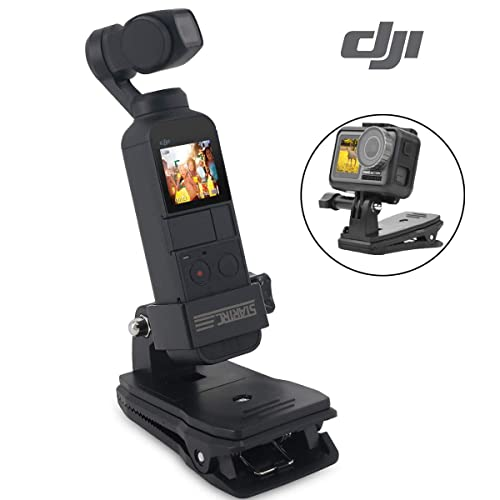 Backpack Clip Clamp Mount Holder For DJI OSMO Pocket Gimbal Accessories n !