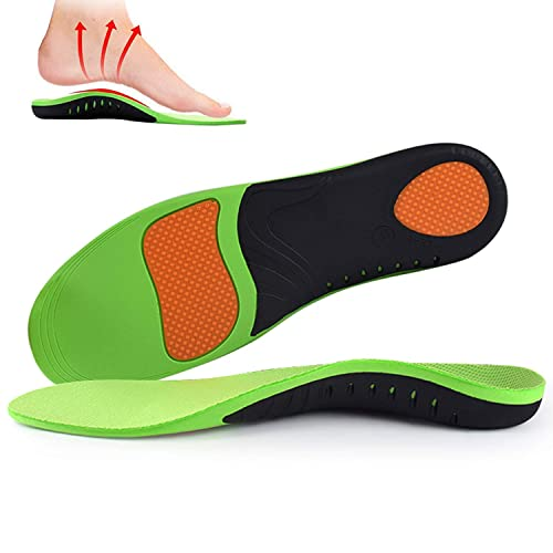 Heel Pain Plantar Fasciitis Valsole Orthotic Insoles Full Length For Women /& Men With Arch Supports Medical Functional Insert For Metatarsal Flat Feet
