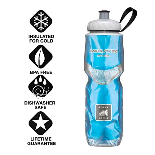 Polar Bottle Insulated Water Bottle 100/% Bpa-Free Cycling And Sports Water