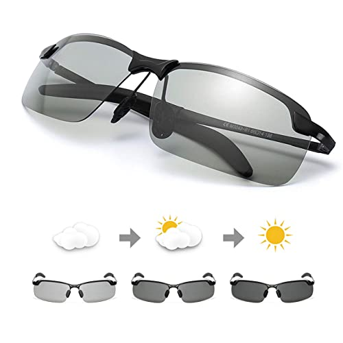 OSVAW Polarized Sports Sunglasses 100/% UVA UVB Protection Outdoor Sport Sun Glasses for Driving Cycling Fishing