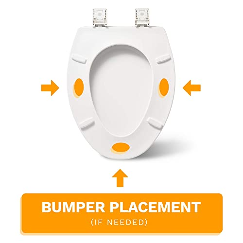 Biobidet Bio Slimedge Simple Bidet Toilet Attachment In White With Dual Nozzle Fresh Water Spray Non Electric Easy To Install Brass Inlet And Internal Valve Buy Products Online With Ubuy Thailand