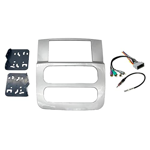 Install Centric ICGM2BN GMC//Chevrolet Full Size 1988-94 Truck RED Complete Installation Solution for Car Stereos
