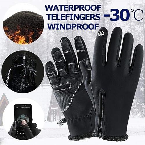 Waterproof Winter Ski Gloves Snow Snowboarding Warm 3M Thinsulate  for Men Women
