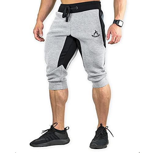 Maikanong Men S 3 4 Training Pant Cotton Sweatpants Jogger Pants Tapered Joggers Buy Products Online With Ubuy Thailand In Affordable Prices B07d75vj5m