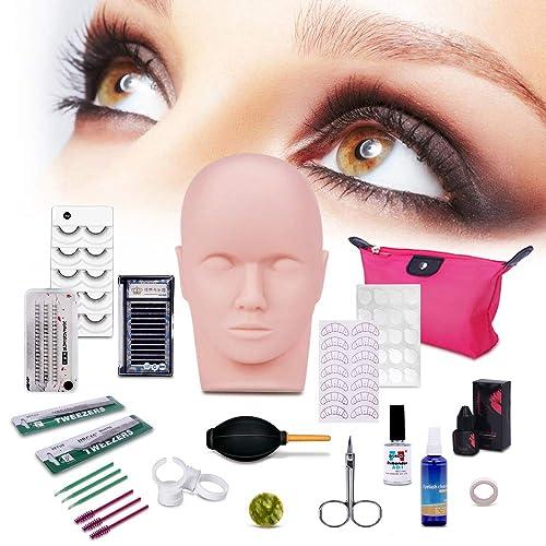 Makeup Practice Eye Lashes Graft