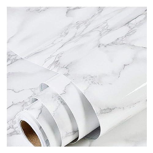 """NEW Black Marble Contact Paper Granite Wallpaper Self Adhesive 11.8/""""X78.7/"""" Vinyl"""