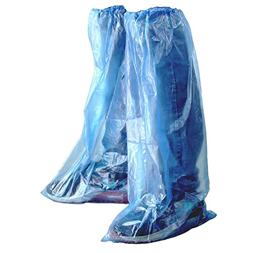 Waterproof Disposable Shoe Covers Girls And Boys Boots Cover Indoor Outdoors Use