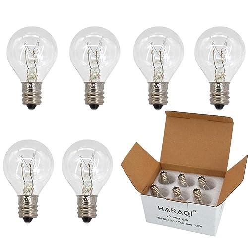 Clear Night Light Bulbs c7 led Bulb E12 Candelabra LED Light Bulbs Warm White, 12PACK UL Listed 0.8W,60LM,15W Incandescent Equivalent,C7 Mini Torpedo Shape 120 V,2700K,CRI80 2700K