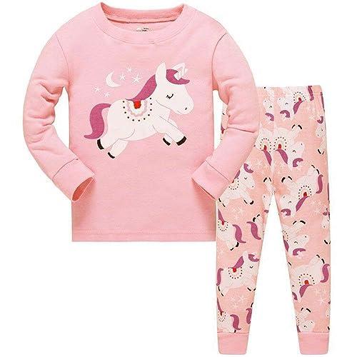 Harry Bear Girls Chit Chat Pyjamas Snuggle Fit