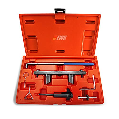 EWK 8pcs Enegine Camshaft Alignment Tool Set for Chrysler LDV 2.5 2.8 CRD