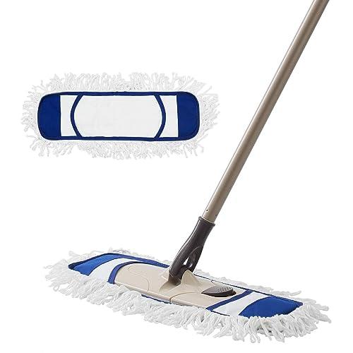 Dust Mop Microfiber Hardwood Floor