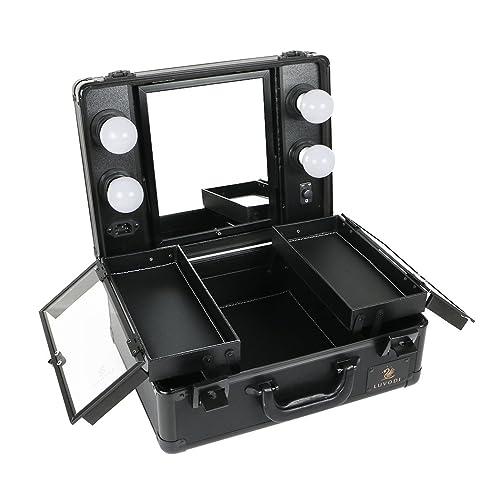 Cosmetic Suitcase Vanity Beauty Box