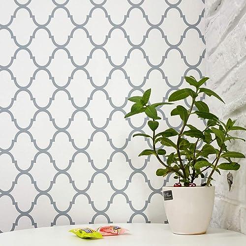 "Peel and Stick Wallpaper Decorative Self Adhesive Vinyl Film 17.7/""x78.7/"""