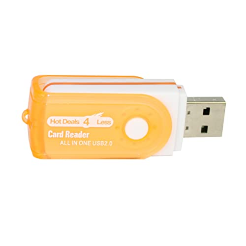 A free Hot Deals 4 Less High Speed all in one Card Reader is included 32GB MicroSDHC Class 10 High Speed Memory Card Perfect Fit For LG BANTER UX265Micro SD VERSA VX9600Micro SD Comes with.