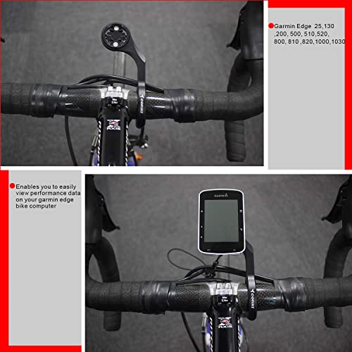 Bicycle HandleBar Mount For GARMIN Edge 200//500//510//520//800//810//820//1000 US
