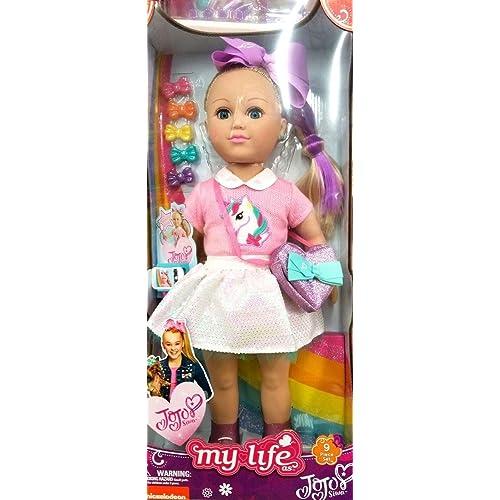 Blonde Hair myLife Brand Products My Life As 18-inch JoJo Siwa Doll