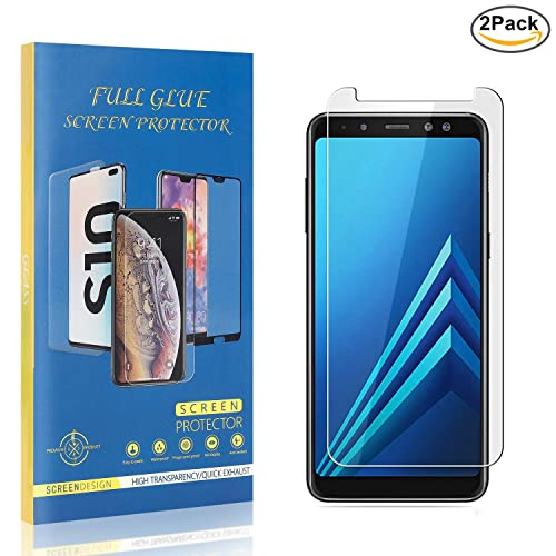 Anti Fingerprint 99.99/% High Clarity 2 Pack The Grafu Screen Protector for Galaxy S4 Mini 9H Bubble Free Tempered Glass Screen Protector for Samsung Galaxy S4 Mini