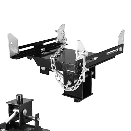 Orion Motor Tech Hydraulic Transmission High Lift Jack 0.5 ton 500kg 1,100 lbs Capacity 51 to 71inches Lift Range