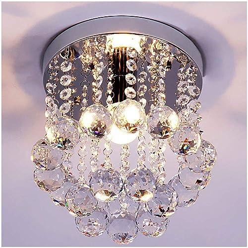 Zeefo Crystal Chandeliers Light Mini