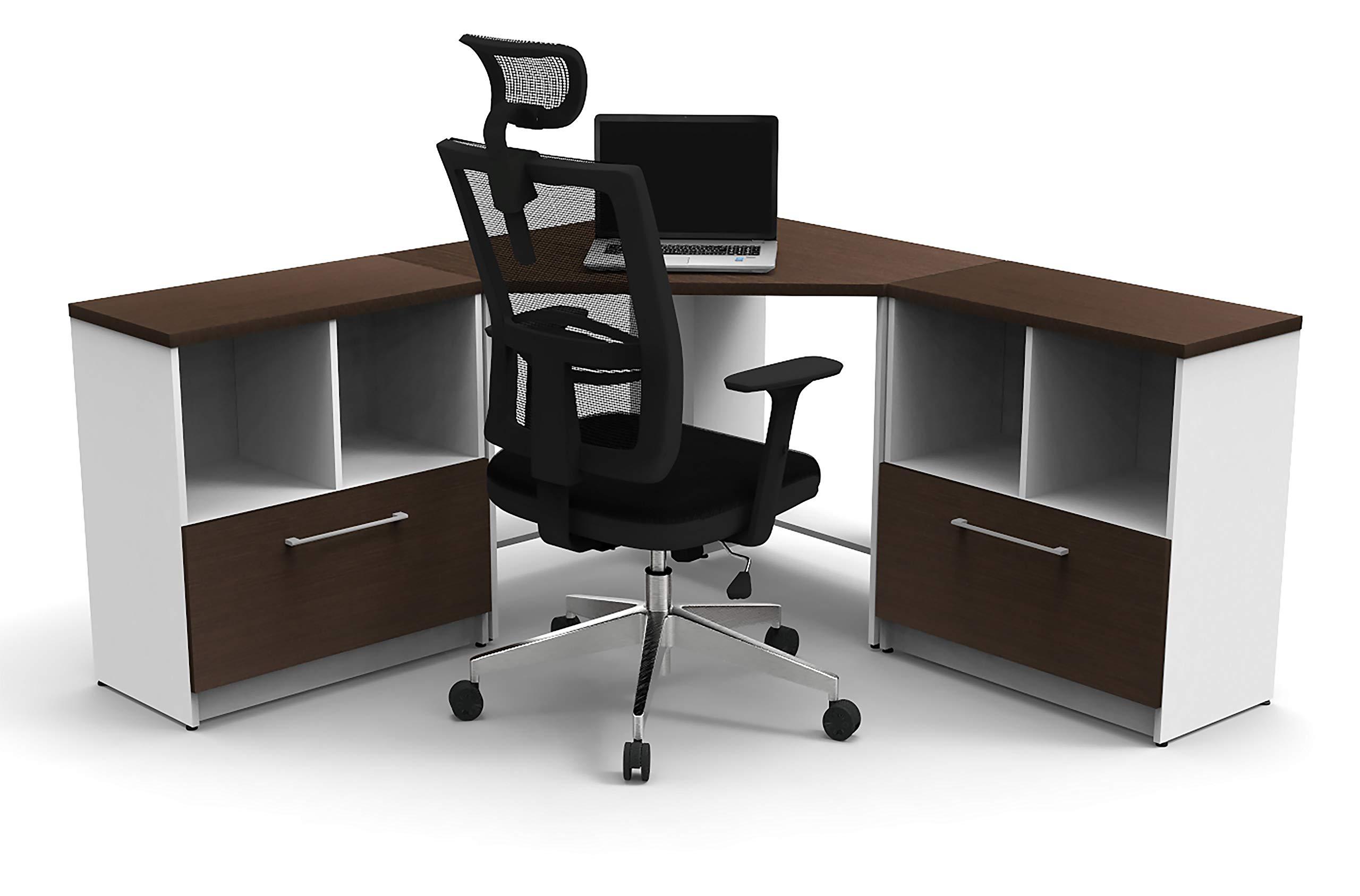 Office Reception Desk Corner