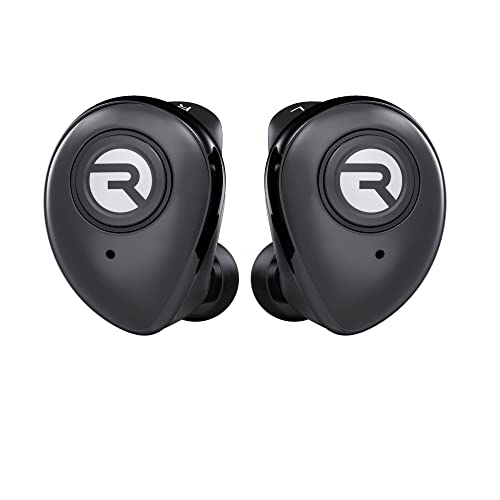 Raycon E50 Wireless Earbuds Bluetooth Headphones Bluetooth 5 0 Bluetooth Earbuds Stereo Sound In Ear Bluetooth Headset True Wireless Earbuds 25 Hours Playtime With Charging Case Built In Mic Black Buy Products Online
