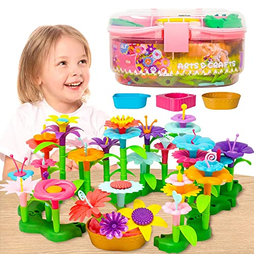 Gili Flower Toys S Garden For