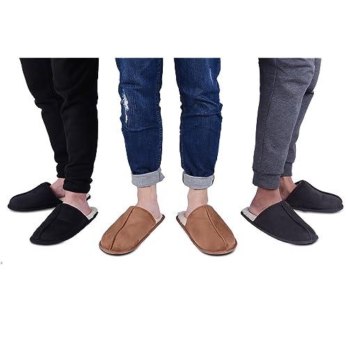 KushyShoo Womens Slippers Non-Slip Outdoor Flats Shoes
