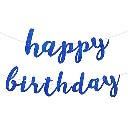 TM BlueHappy Birthday Alphabet Banner for Baby Shower Party Decoration LOVELY BITON