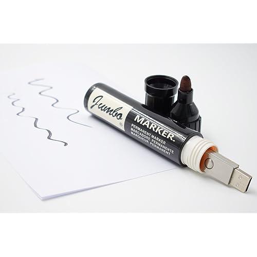 Secret Safe Permanent Marker Pen Large Hidden Stash Storage Home Security Box