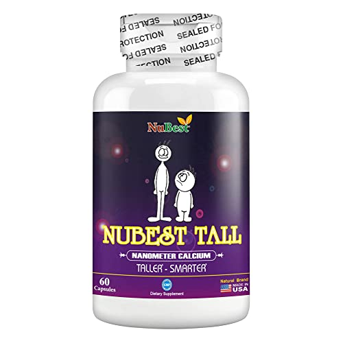Maximum Natural Height Growth Formula Nubest Tall 60 Veggie Capsules Herbal Peak Height Pills Grow Taller Supplements Nanometer Calcium Doctor Recommended Buy Products Online With Ubuy Thailand In Affordable Prices B071r8dnx8