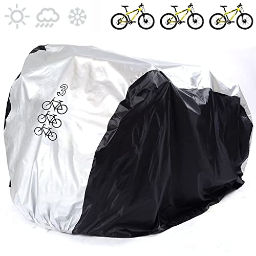 Bike Cover Waterproof Awnic Bycicle Cover Cycle Cover for Outside Storage 210T