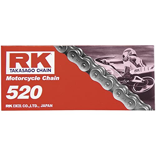 RK Racing Chain 1062-039S Steel Rear Sprocket and 520XSO Chain 520 Steel Conversion Kit