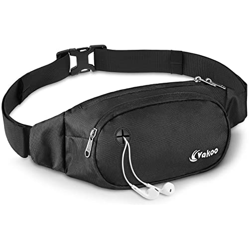 Gym kwmobile LED Running Waist Belt Reflective Fitness Gear Fanny Pack Bum Bag for Sports Cycling Jogging Walking Fits iPhone or Mobile Phone