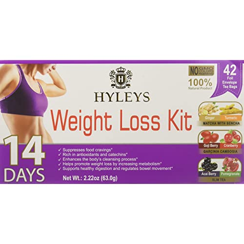 Ubuy Thailand Online Shopping For Hyleys Slim Tea In Affordable