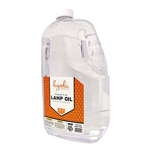 Clean Burning Fuel for Indoor and Odorless Paraffin Lamp Oil Clear Smokeless