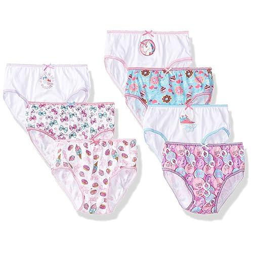 Feathers Boys Multi Stripe Snug Fit Tagless Briefs Underwear 3//Pack